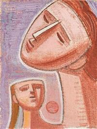 madre e figlia by mario tozzi