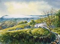 rural scene by alexander millar