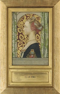my last duchess by eleanor fortescue-brickdale