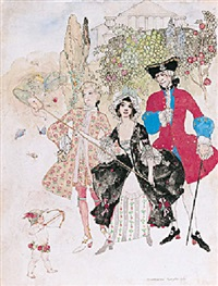 the suitors by dorothy carleton smyth