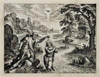 novitestamenti d.n. iesu christi (218 works) by matthäus merian