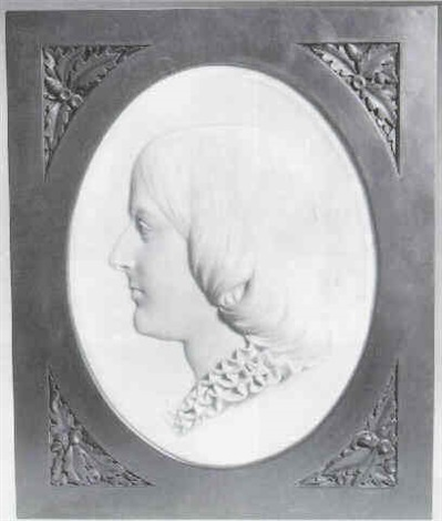 portrait of mrs mary ann matilda roby by alexander sc munro