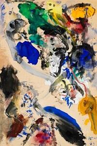 brudflader (fractures) by asger jorn