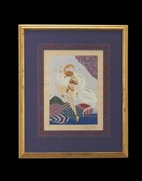 harem series (pair) by paul allier