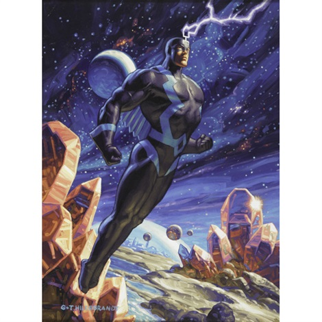 black bolt by greg tim hildebrandt brothers