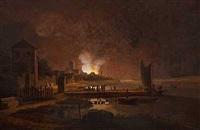 ildebrand i en kjöbstad, beliggende ved en fjord by frederik michael ernst fabritius de tengnagel