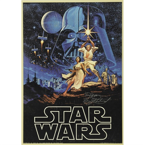 star wars by greg tim hildebrandt brothers