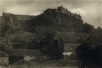 stirling castle (from camera work 19) by james craig annan