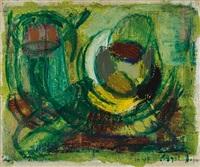 sneglen (the snail) by asger jorn