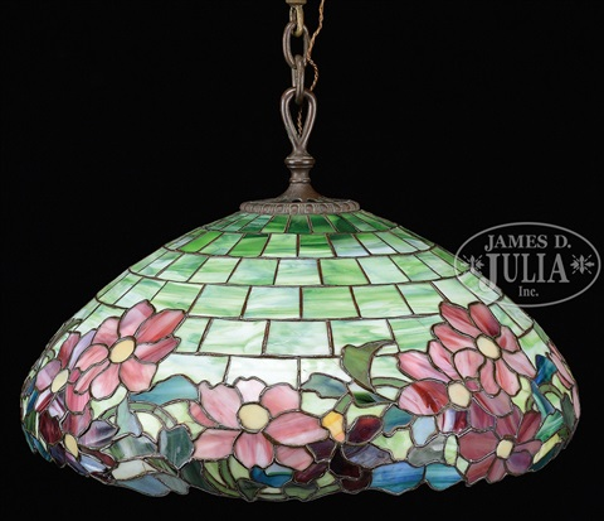 DUFFNER U0026 KIMBERLY PEONY HANGING LAMP