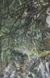 景·物 0701 (landscape) by xiao fangkai