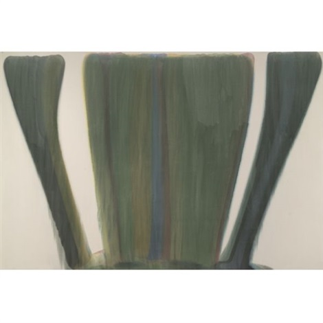 zayin by morris louis