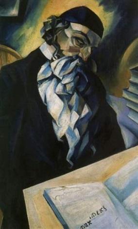rabbin by natan isaevich altman