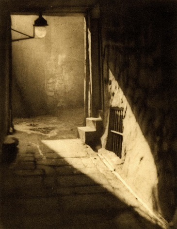wiers close edinburgh from camera work 15 by alvin langdon coburn