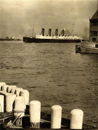 mauretania (1910) (from aus camera work 36) by alfred stieglitz