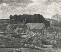 obermühle in buchen by josef kaspar correggio