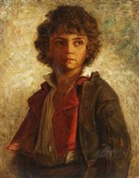 italienischer junge by susan isabel dacre