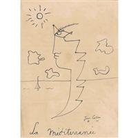 la méditerranée by jean cocteau