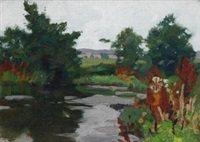 am bach by adolf des coudres