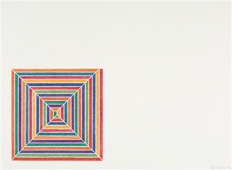 jaspers dilemma by frank stella