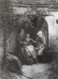 familienidyll by emmanuel spitzer