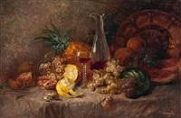 früchtestillleben by hermine lang-laris