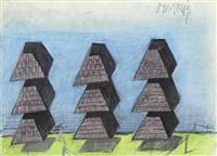 westwall by markus lüpertz