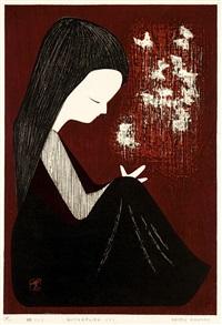 cho (+ mai ogi; 2 works) by kaoru kawano