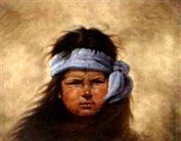 apache boy by gregory perillo
