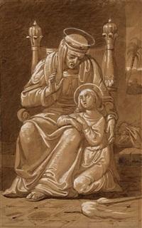 die erziehung mariens by franz nadorp