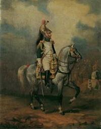 ein französischer dragoneroffizier unter napoleon i by ludwig elsholtz