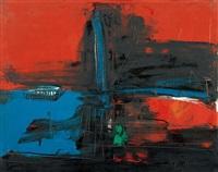 in memory of blue by liu fengzhi
