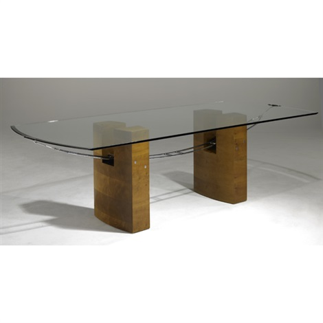 tensor dining table by jaime tresserra