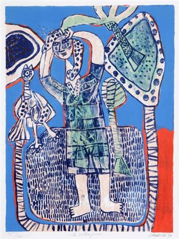 la villageoise by corneille