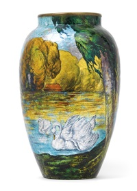 vase by camille faure and alexandre marty