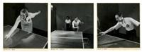 modèles pour tenues de tennis de table (6 works) by george hoyningen-huene