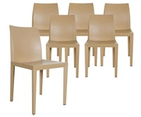 lola chairs (set of 6) by pierluigi cerri