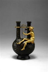vase au clair de la lune by charles georges ferville-suan