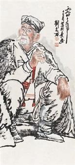人物 by liu wenxi