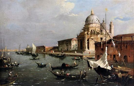 view of san giorgio maggiore by francesco guardi