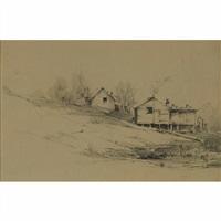 houses by albert r. valentien