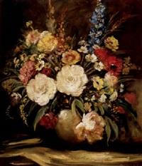 frühlingsblumen by george albert dorschfeldt