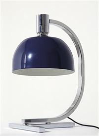 una lampada da tavolo della serie am a s by franca helg and franco albini