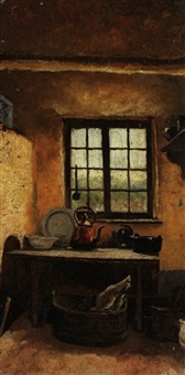 küchenintérieur by theodor alt