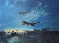 aircraft refueling by keith shackleton