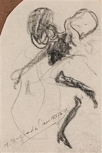 bailarina de cancán by hermenegildo anglada camarasa