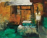 咖啡屋 (cafeteria) by li mu