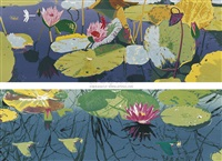 colours of summer (+ beautiful midsummer, various sizes; 2 works) by chen chuan
