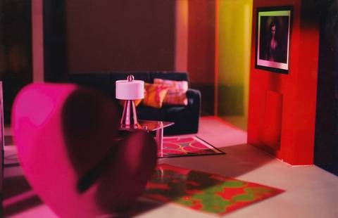 kaleidoscope house nr 5 by laurie simmons