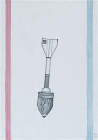 portrait of modern bomb no. 9 by antonio riello
